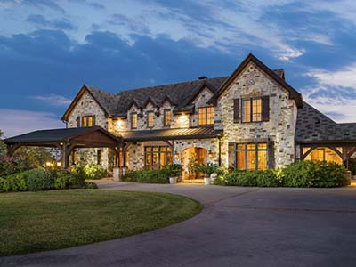 gorgeous golf course home