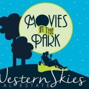 Movies in the park hosted by Western Skies